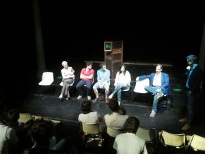 Science and Theatre, 4 June 2015