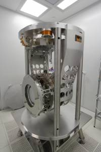 West input dummy payload assembled in clean-room (2015)