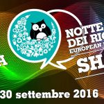 European Researchers' Night 2016 in Italy